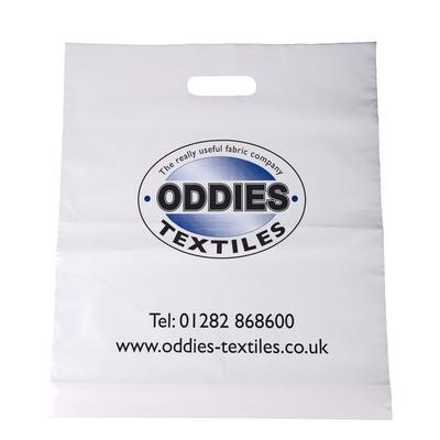 Image of Polythene Carrier Bags